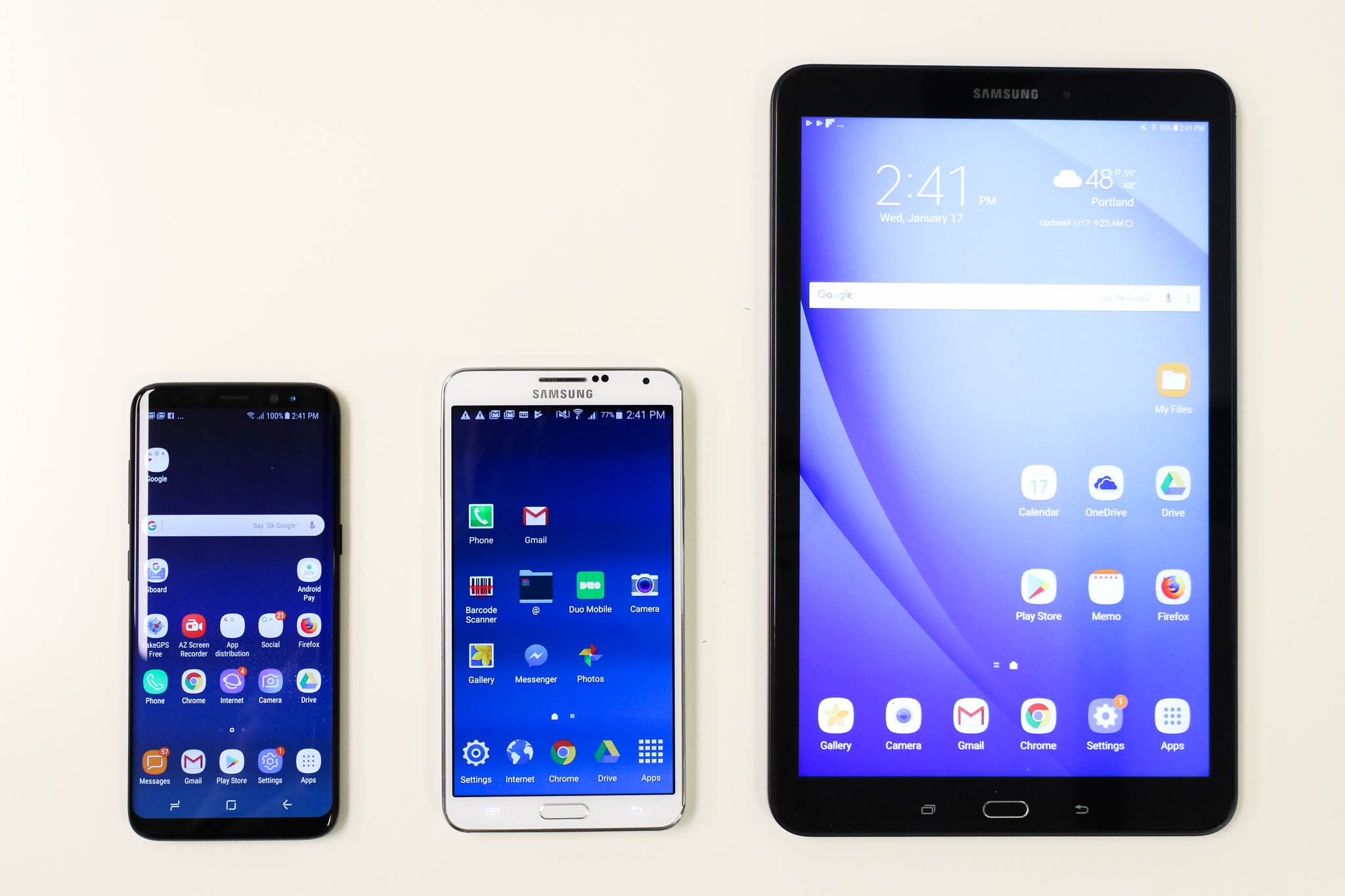 Top Devices for Android Testing in 2018