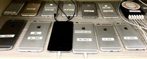 iPhone shelve