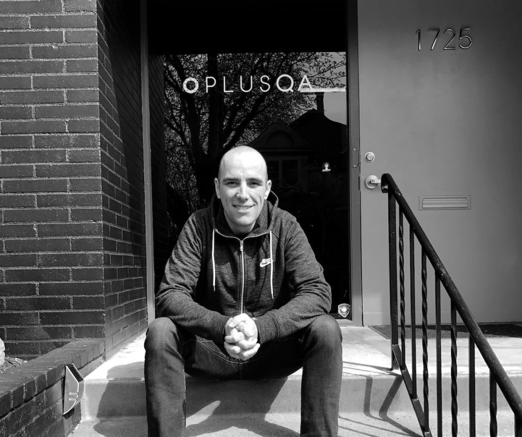 PLUSQA CEO and Founder
