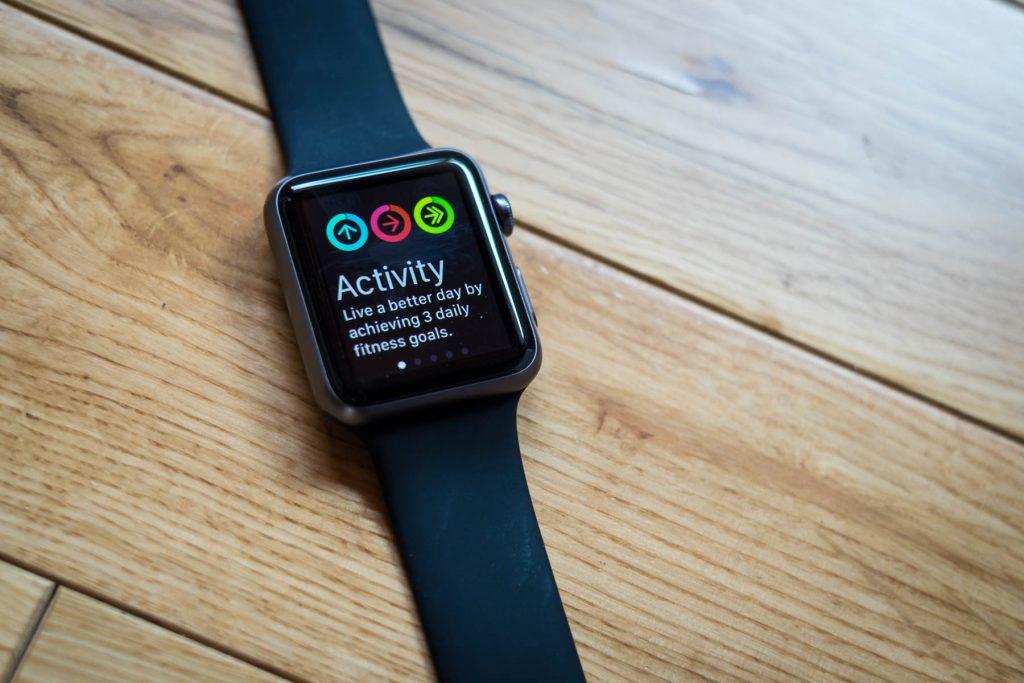 Healthcare Technology App on Apple Watch 4