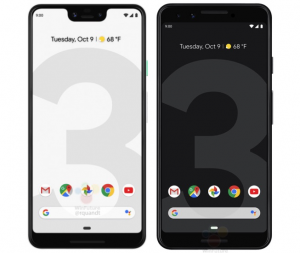 Pixel 3 and Pixel 3 XL Devices