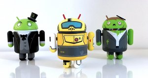 Android photo figurines