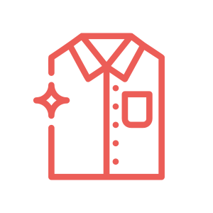 icon of a nice shirt