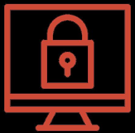 Locked Testing Computer