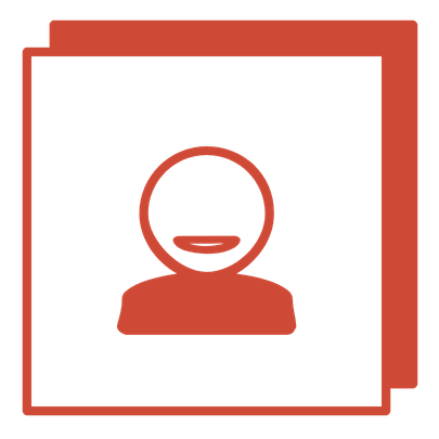 Graphic of user profile image