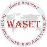 World Academy of Science, Engineering And Technology (WASET) Logo