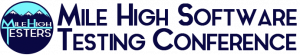 Mile High Software Testing Conference Logo