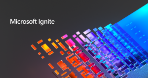Microsoft Ignite QA Conference Logo