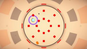 Screenshot of gameplay for Celeste